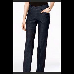 Lee Platinum 🌸Madelyn Straight-Leg Trousers